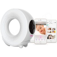 Беспроводная Wi-Fi видеоняня iBaby Monitor M2S Plus