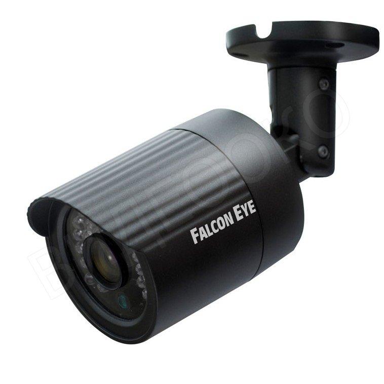 Камера Falcon Eye FE-D720MHD/20M Купольная цветная AHD видеокамера 720P AHD CVI TVI CVBS) 1/4' H42 1 Megapixel CMOS 1280?720(25 fps)