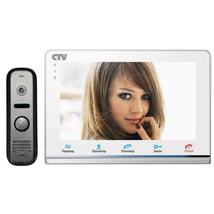 ctv-dp2700ip CTV CTV-DP2700IP Видеодомофон - valine.ru