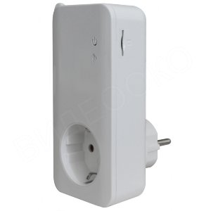 Беспроводная розетка с термометром SimPal T20           купить, цена, характеристики, фото     | ВИДЕООКО